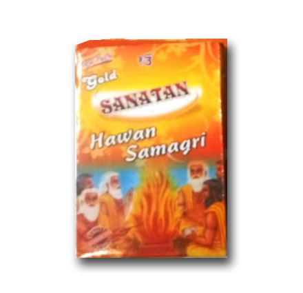 Sanatan Hawan Samagri Box 400 gm