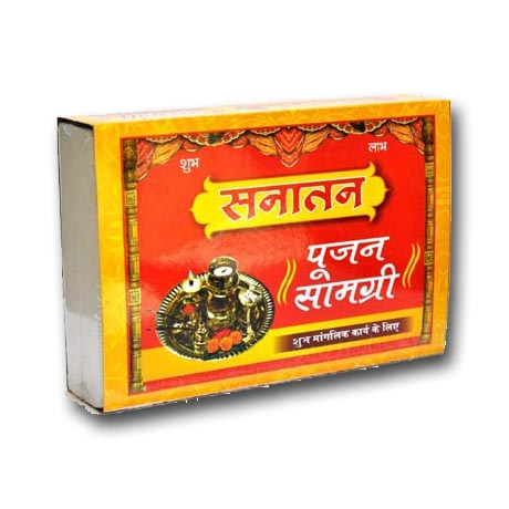 31 Item Puja Box