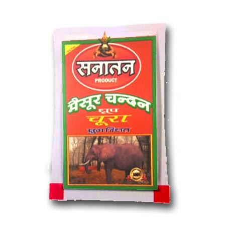 SANATAN MESOOR CHANDAN 100gm